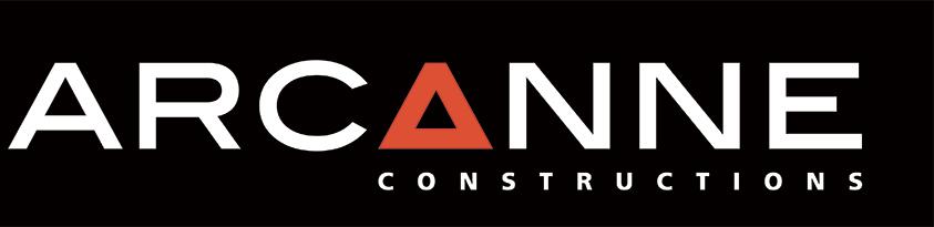 Logo Arcanne Constructions