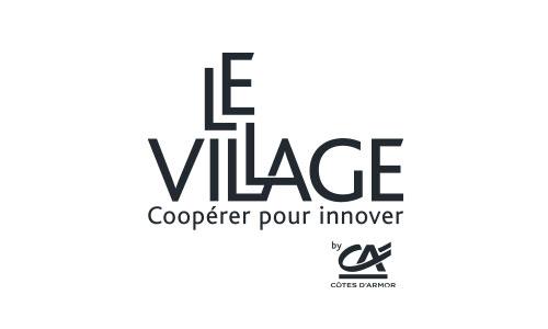 Le Village by CA Côtes d'Armor - Logo