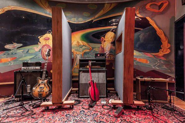 Cabines pour guitares - Agence de communication à Saint-Brieuc