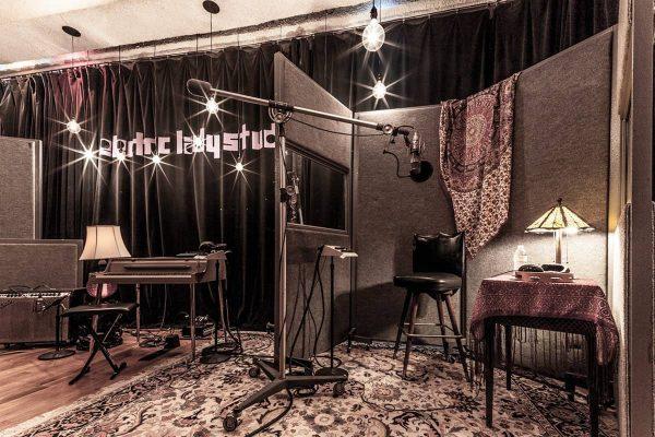Cabinet pour enregistrement voix - Agence de communication à Saint-Brieuc