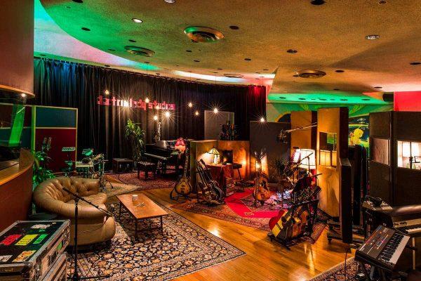 Studio d'enregistrement- Agence de communication à Saint-Brieuc